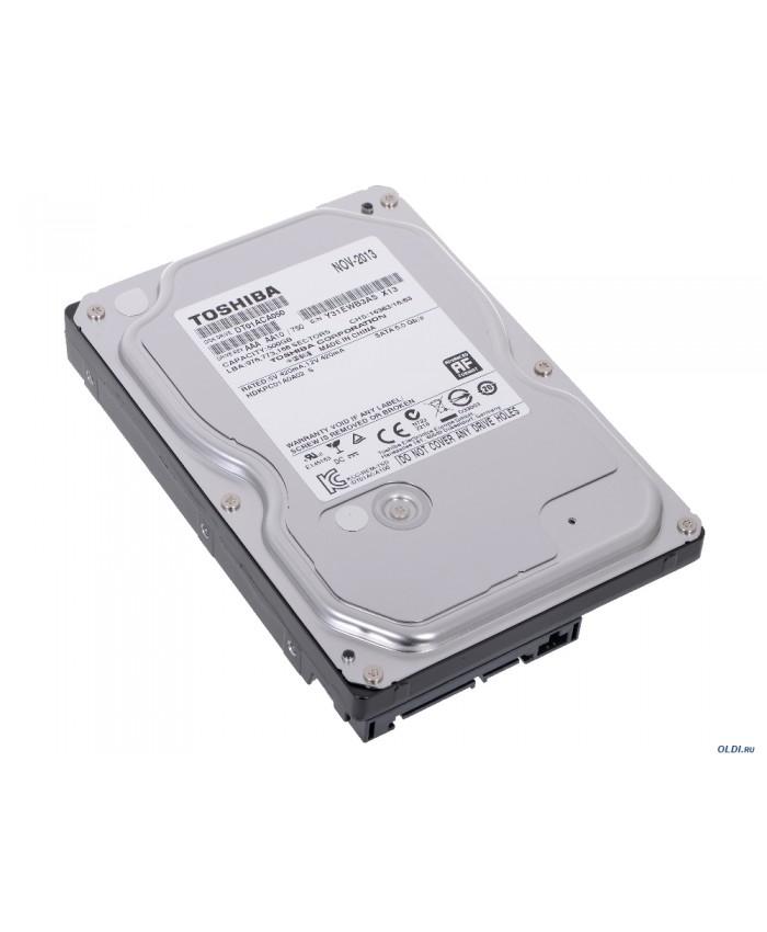 Կոշտ սկավառակ Toshiba 500 gb