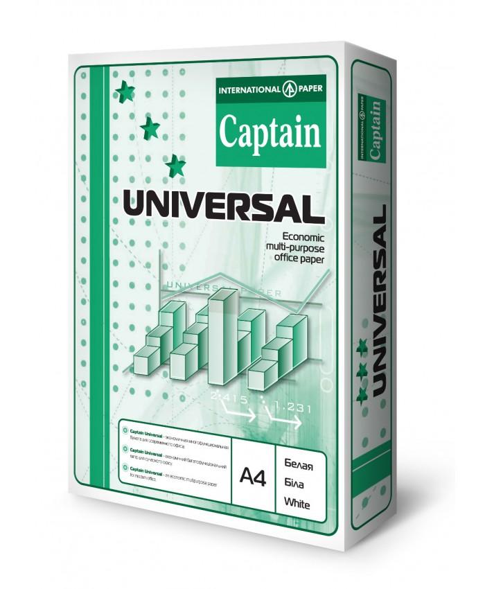 Թուղթ A4 Captain Universal